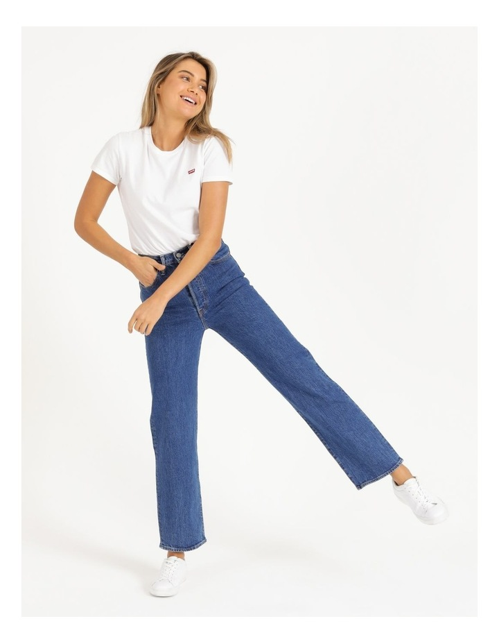 Ribcage Straight Ankle Jeans image 5