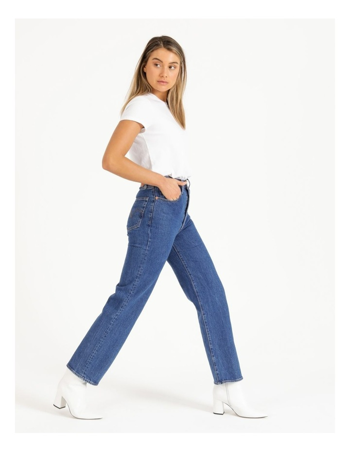 Ribcage Straight Ankle Jeans image 6