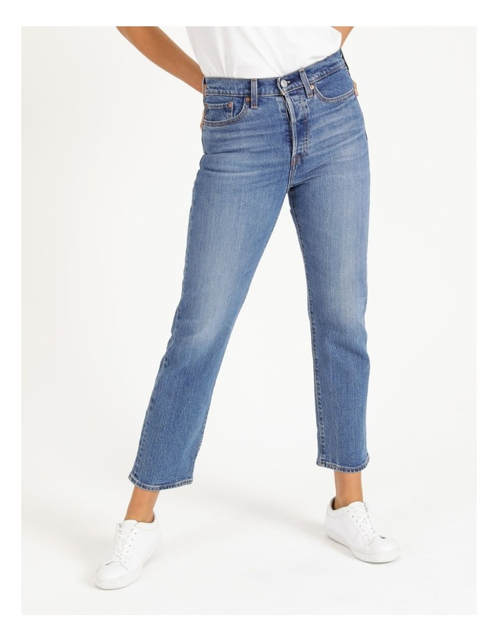 Wedgie Straight Jean image 1