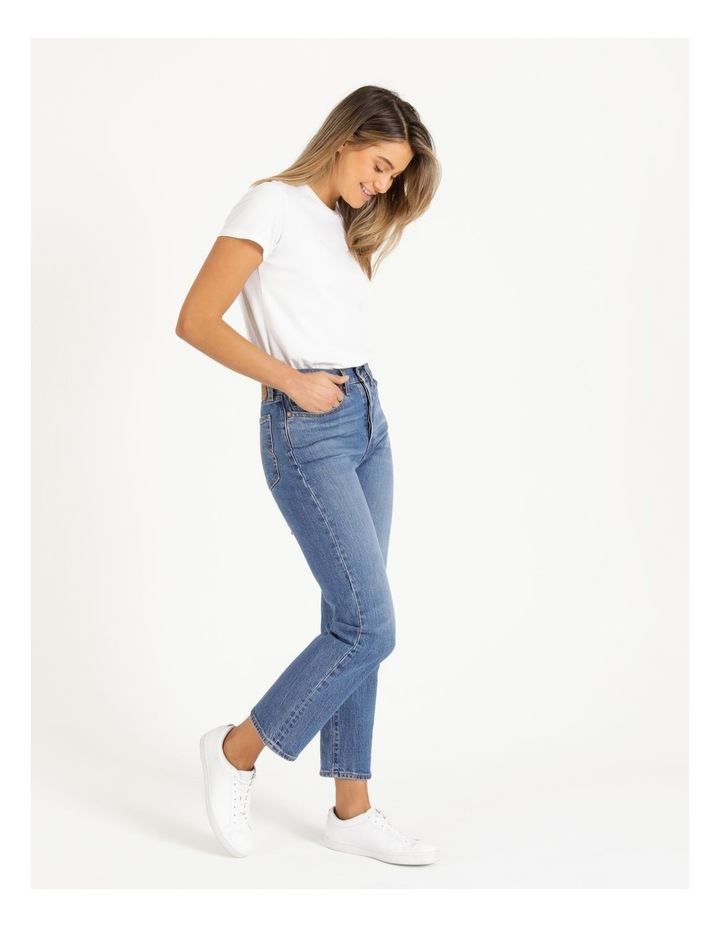 Wedgie Straight Jean image 2