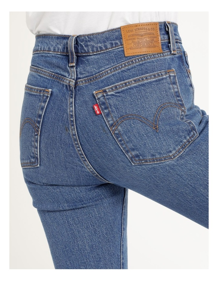 Wedgie Straight Jean image 4