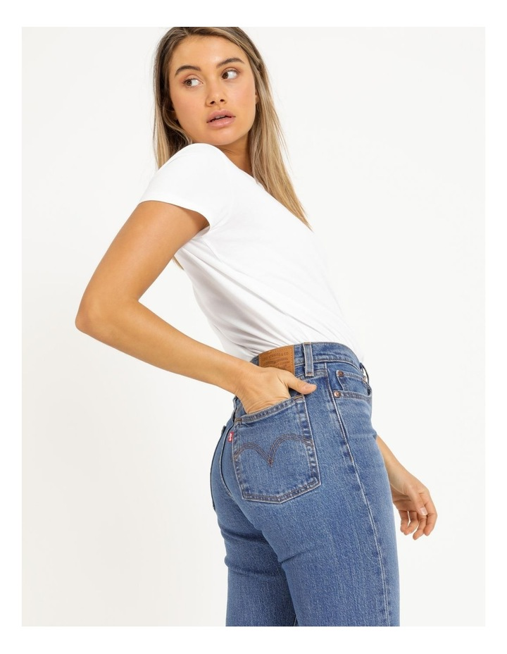 Wedgie Straight Jean image 6