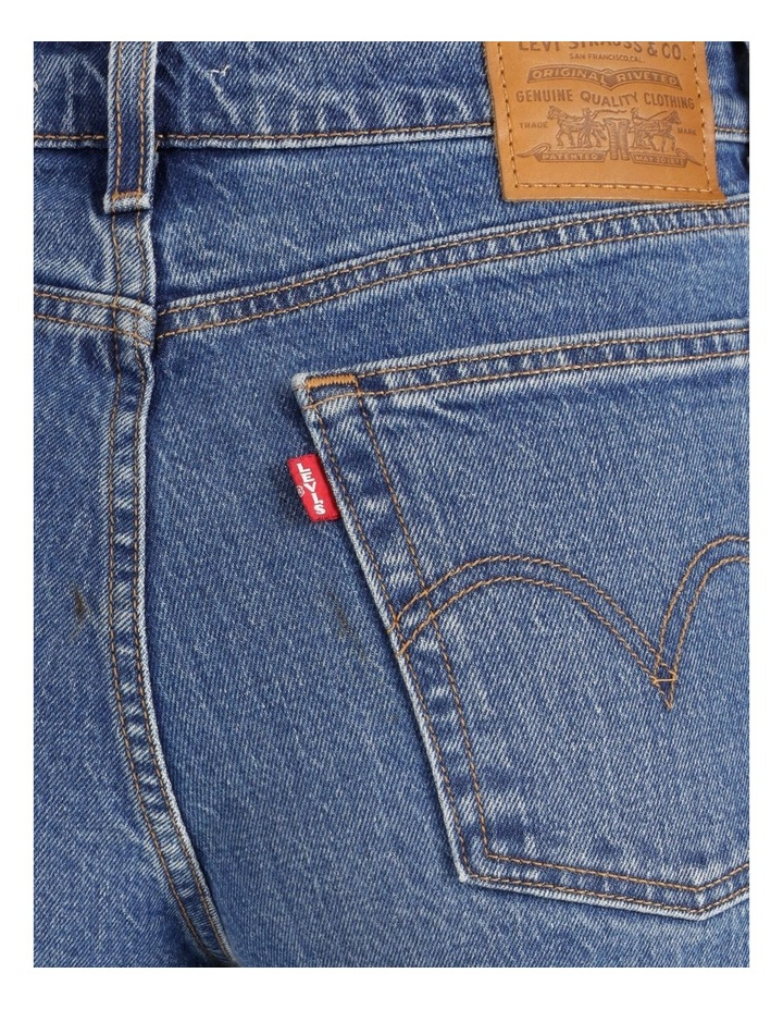 Wedgie Straight Jean image 7