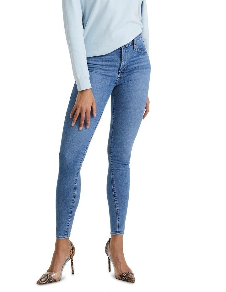 720 Hi Rise Super Skinny Jean image 1