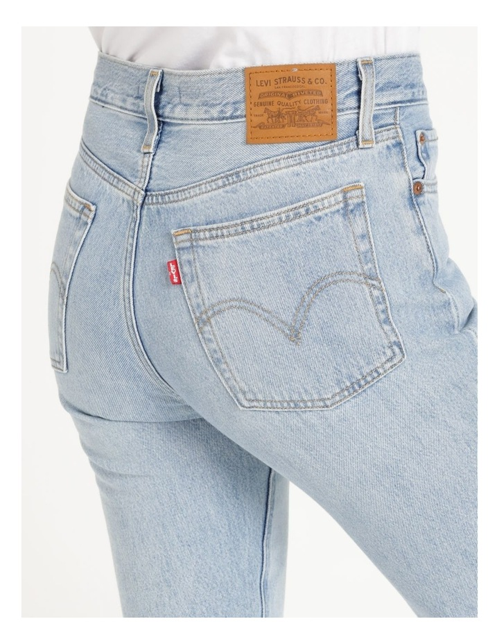 Wedgie Fit Montgomery Baked Straight Leg Jean image 5