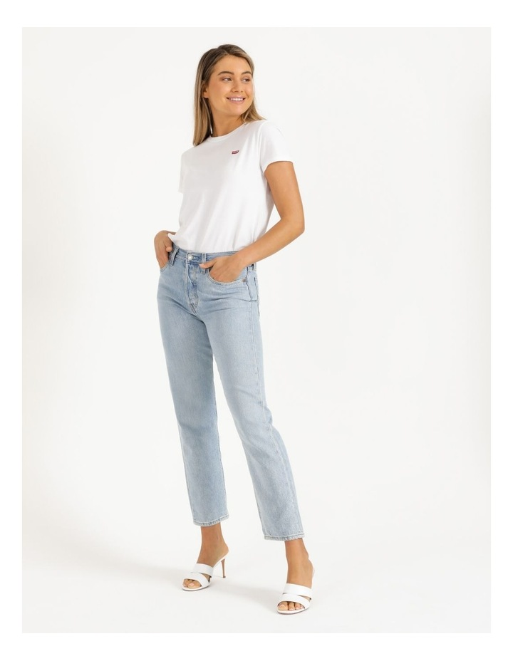 Wedgie Fit Montgomery Baked Straight Leg Jean image 6