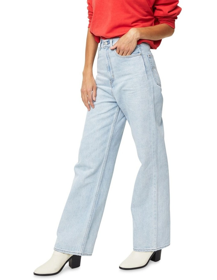 High Loose Jeans image 1