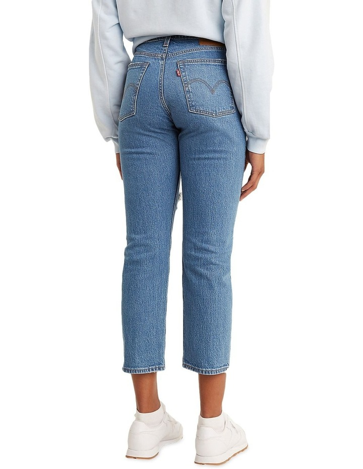 Wedgie Fit Straight Jeans image 3