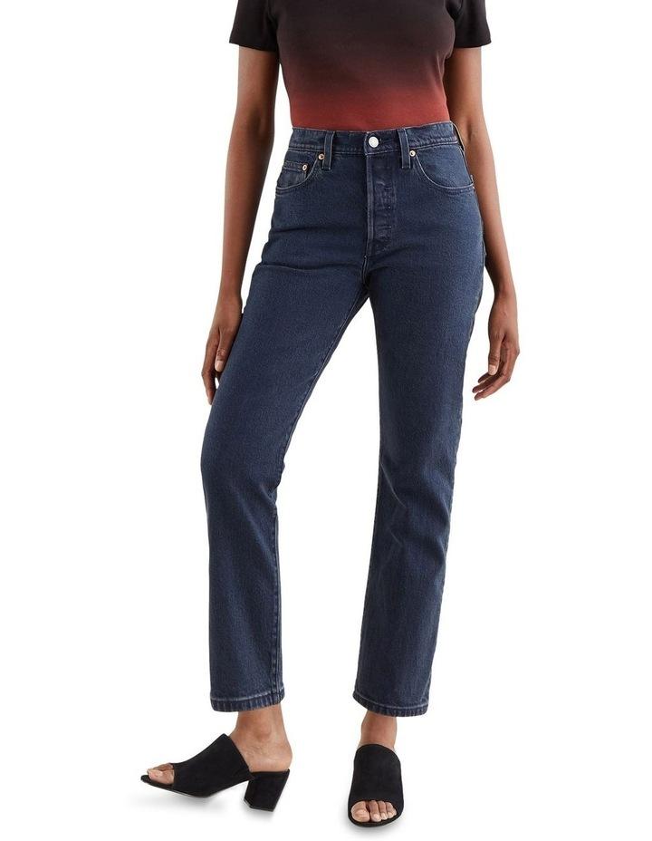 501 Original Cropped Jeans image 1