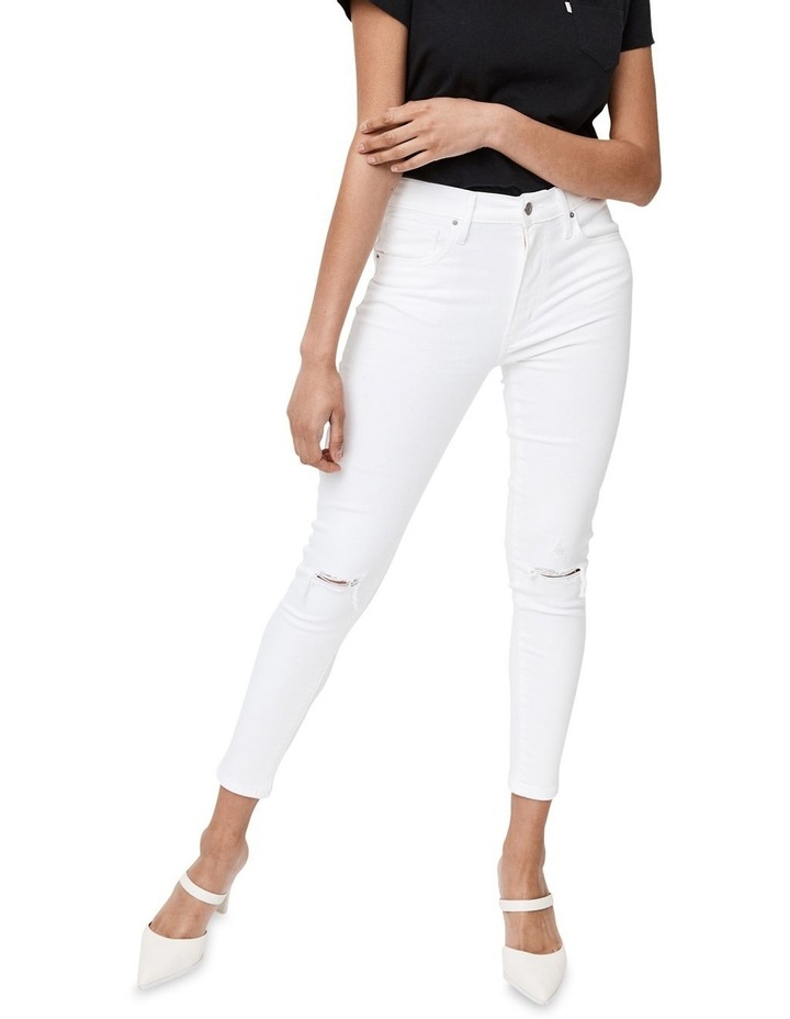 Mile High Skinny Ankle Jeans image 1