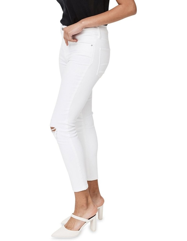 Mile High Skinny Ankle Jeans image 2