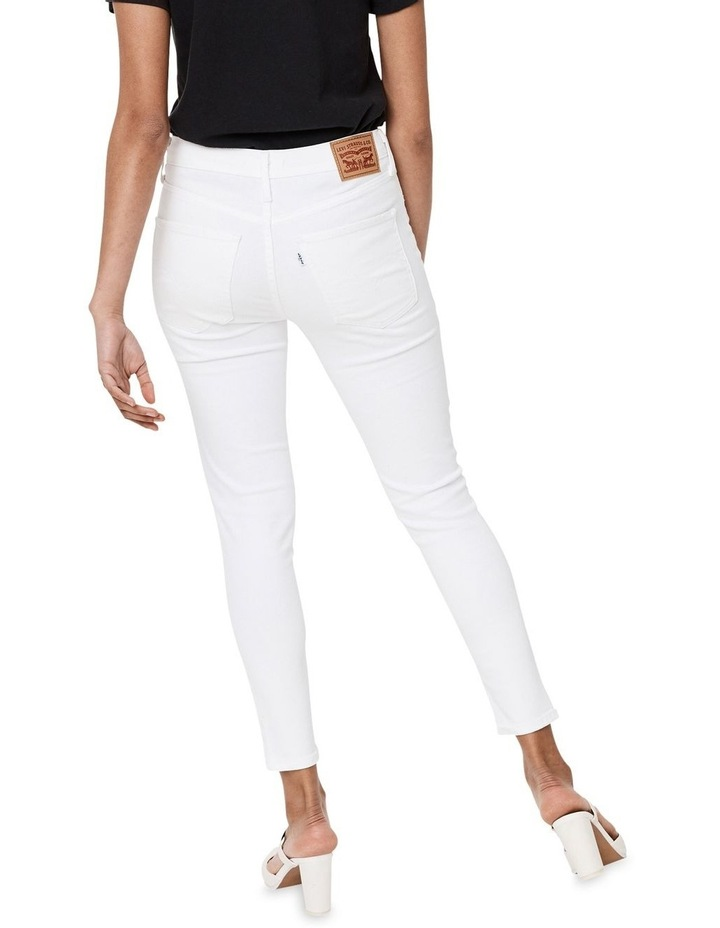 Mile High Skinny Ankle Jeans image 3