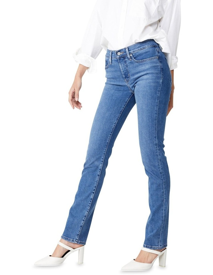 314 Shaping Straight Jeans image 2