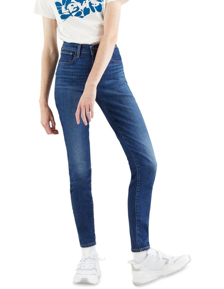 721 High-Rise Skinny Jeans image 1