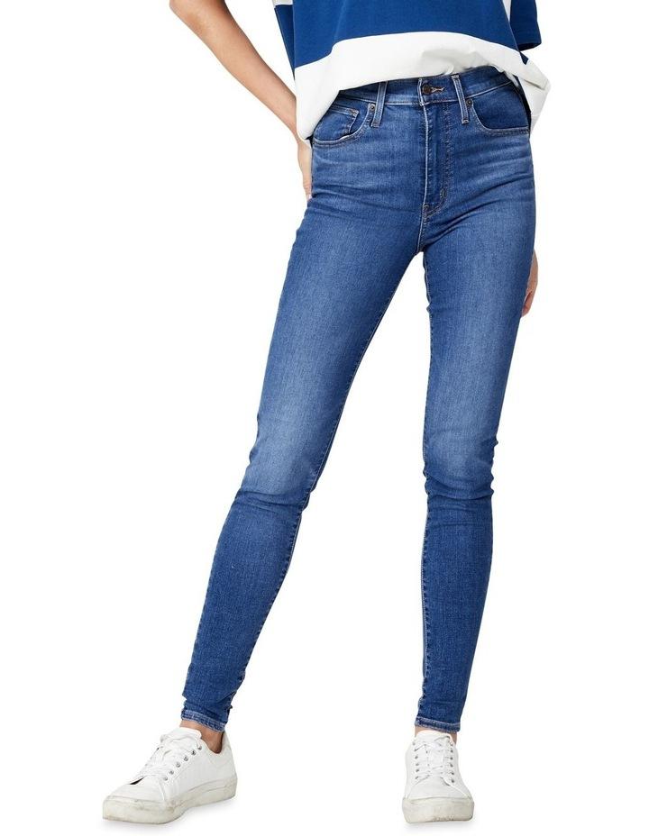 Mile High Super Skinny Jeans image 1