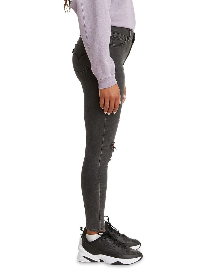 710 Black Pond Super Skinny Jean image 3