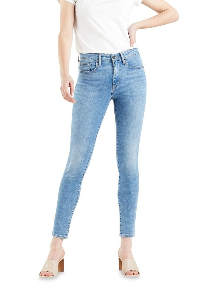 721 Don'T Be Extra High Rise Skinny Jean image 1