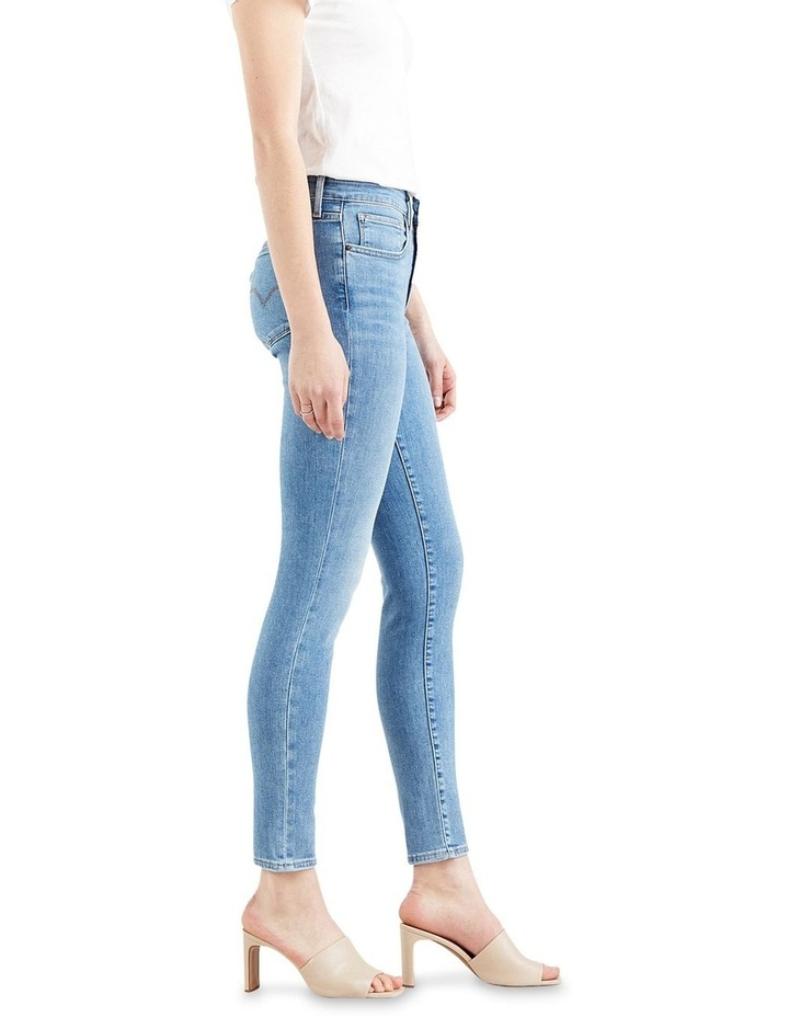 721 Don'T Be Extra High Rise Skinny Jean image 3