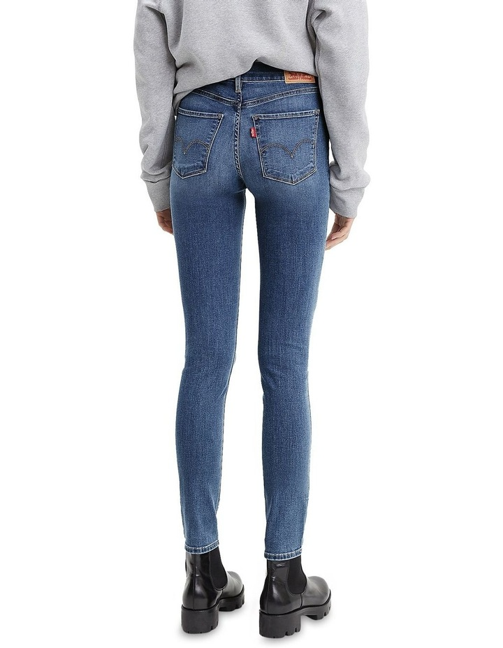 311 Shaping Lapis Gallop Cotton Skinny Jean image 2