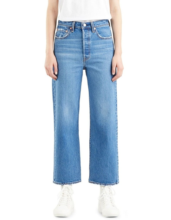 Ribcage Jive Together Straight Leg Ankle Jean image 1