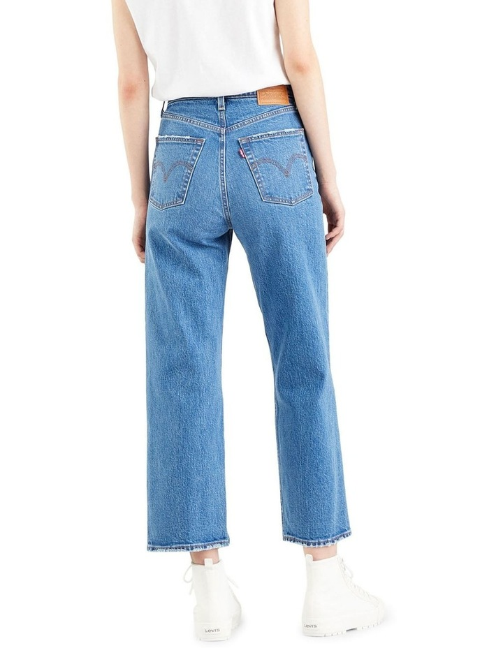 Ribcage Jive Together Straight Leg Ankle Jean image 2