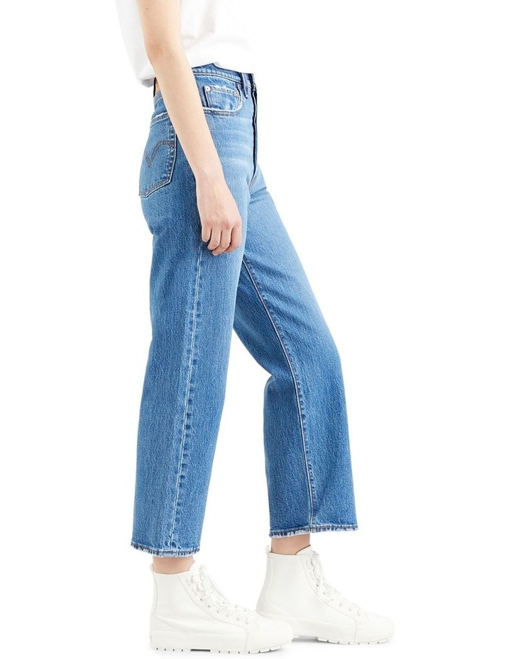 Ribcage Jive Together Straight Leg Ankle Jean image 3
