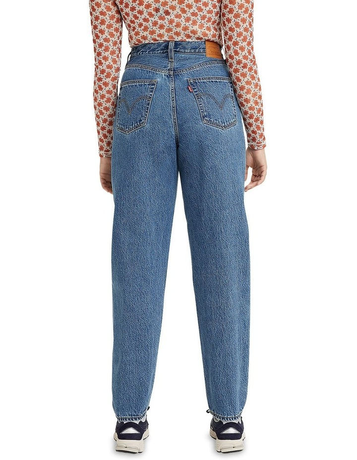 High Loose Taper Fit Hold My Purse Mom Jean image 2