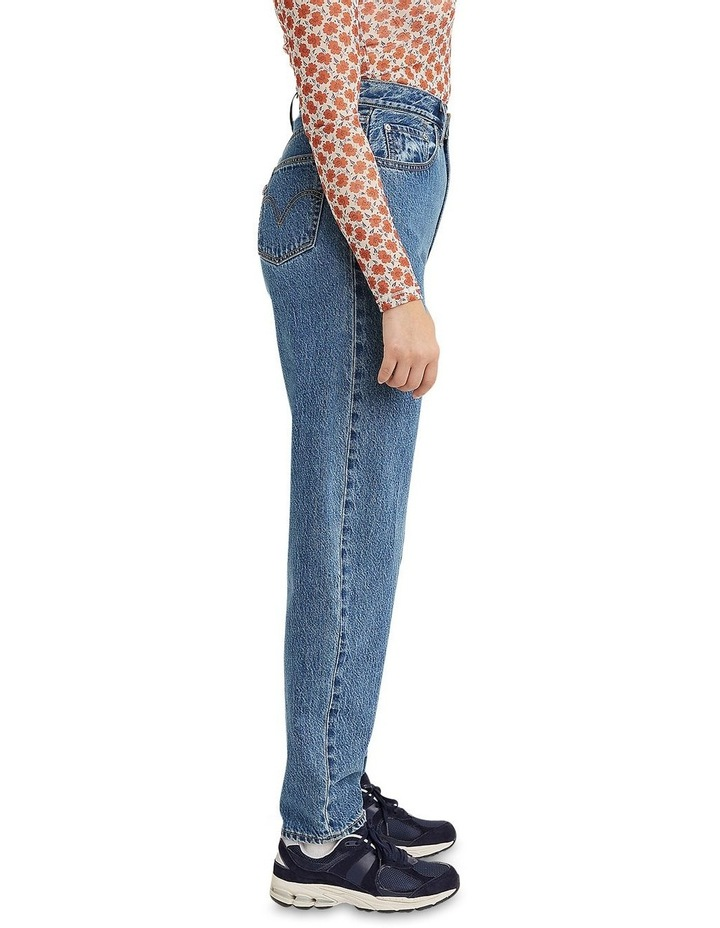 High Loose Taper Fit Hold My Purse Mom Jean image 3
