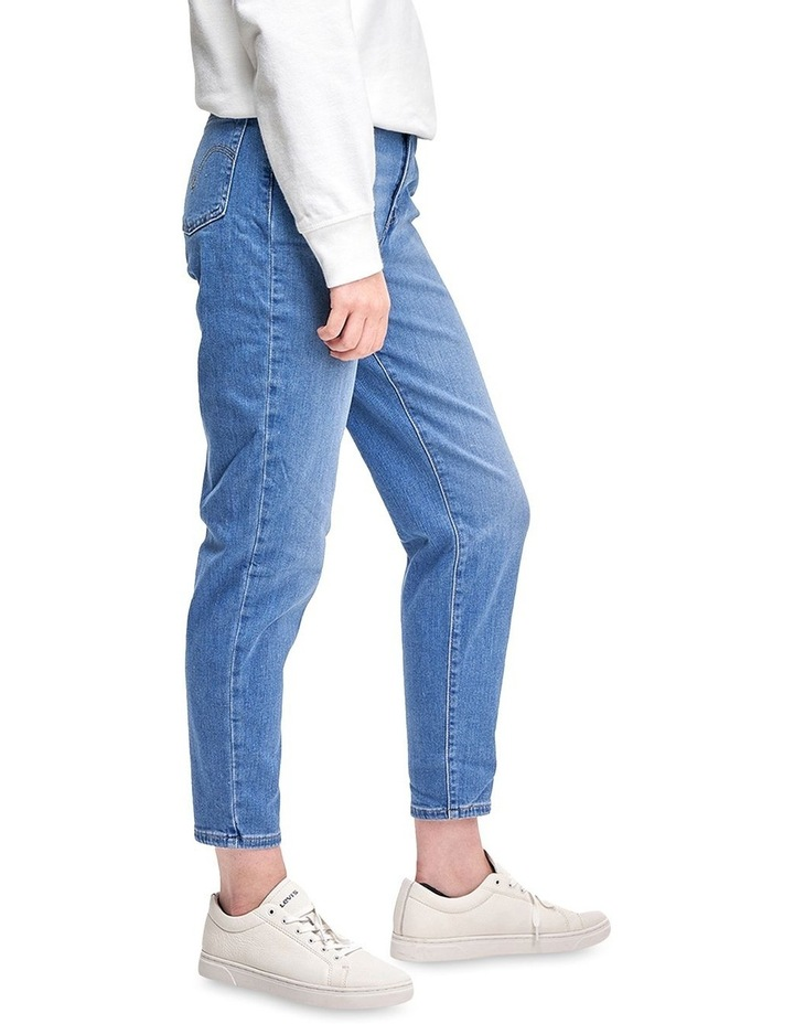 Tribeca Moves High Waisted Boyfriend Jean image 3