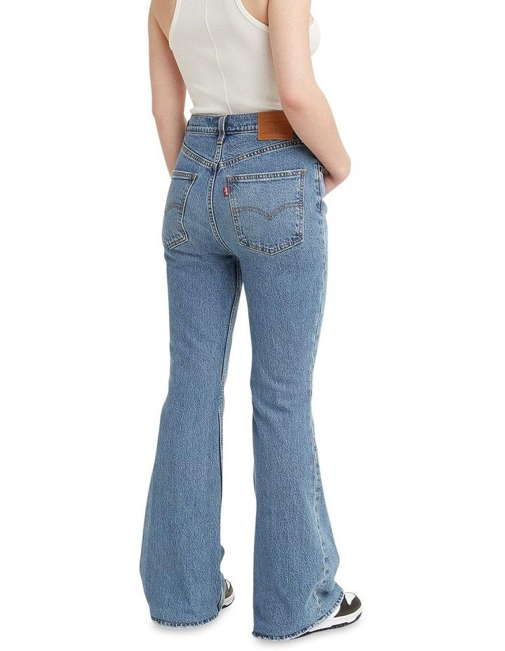 70s High Flare Sonoma Walks High Waisted Jean Jean image 2