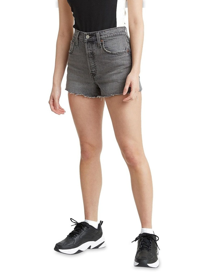 501 High-Waisted Shorts image 1