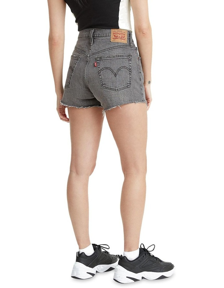 501 High-Waisted Shorts image 3