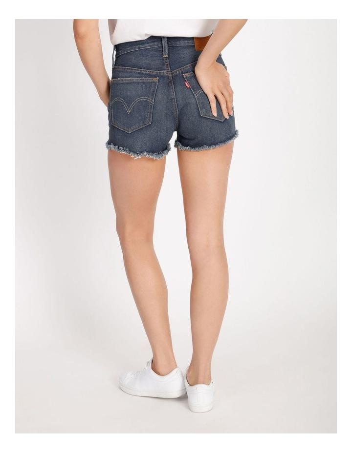 501 High-Waisted Shorts image 3