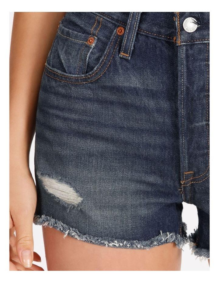501 High-Waisted Shorts image 4