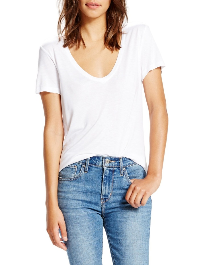 Perfect V Neck Tee image 1