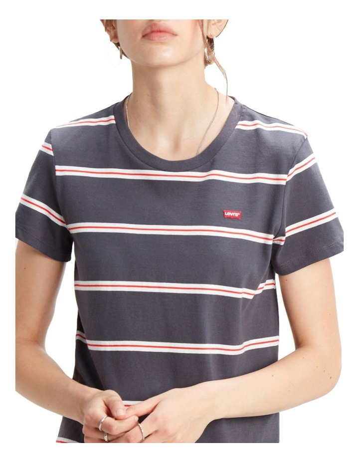 Perfect Tee Amira Stripe Forged Iron Stripe image 1