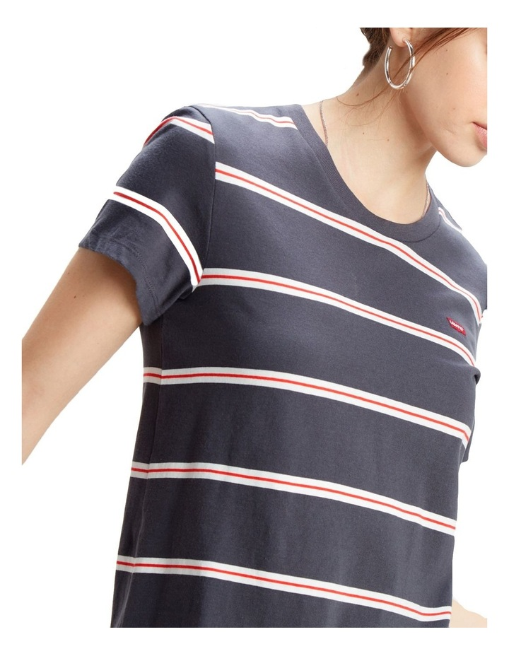 Perfect Tee Amira Stripe Forged Iron Stripe image 2