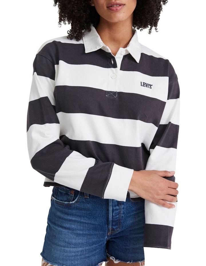 Letterman Rugby Shirt image 1