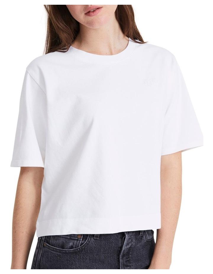 Short Sleeve Boxy Tee image 1