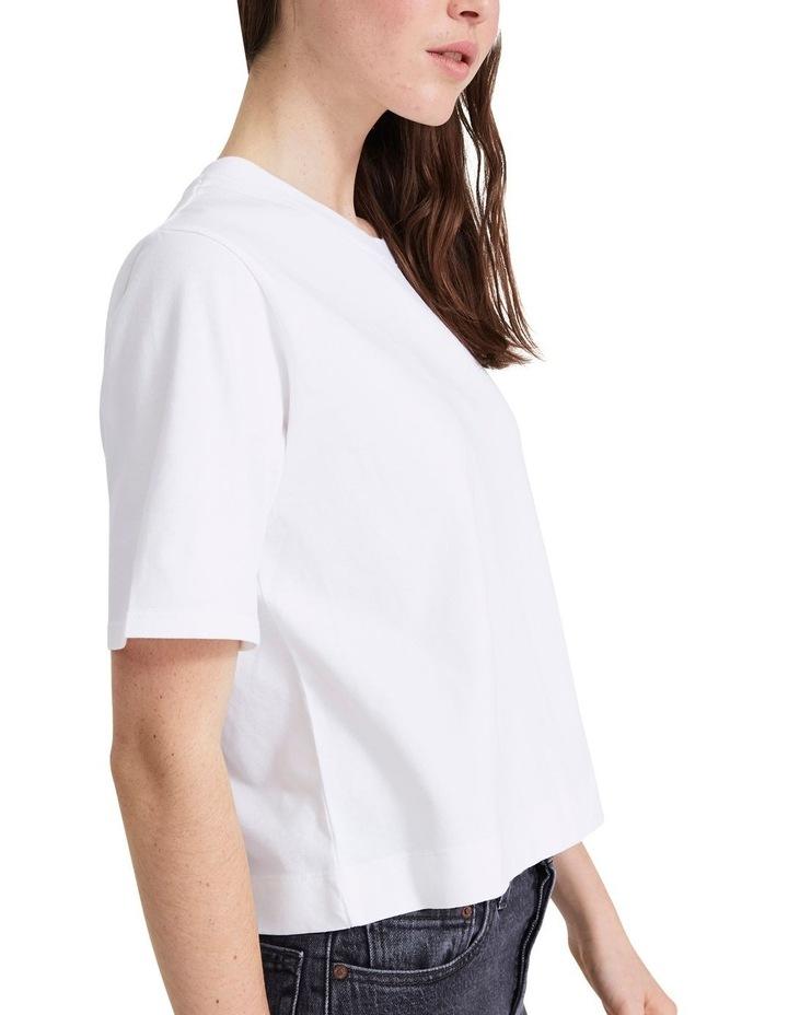 Short Sleeve Boxy Tee image 2