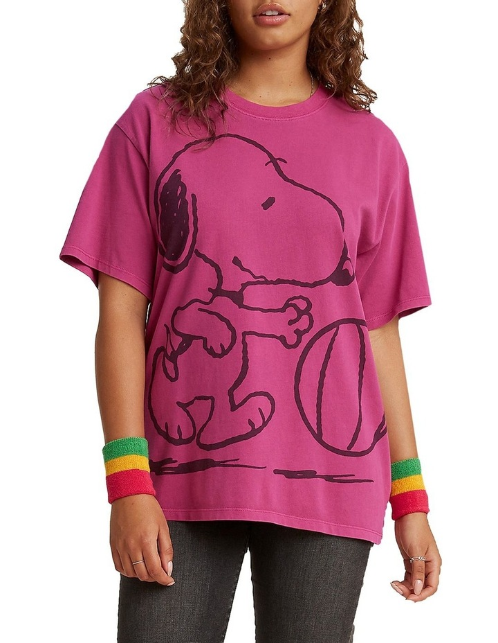 Levi's® x Peanuts® Relaxed Oversized Graphic T-Shirt image 1