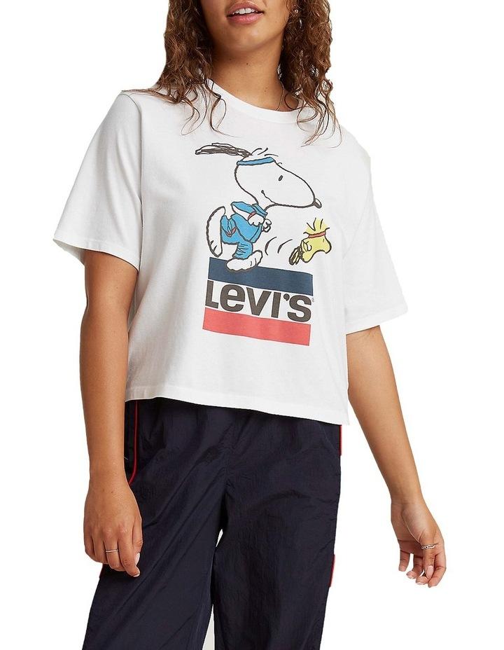 Levis®  x Peanuts®  Graphic Boxy T-Shirt image 1