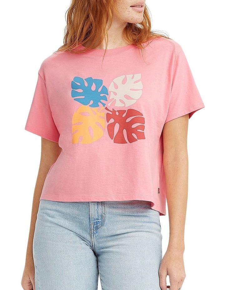 Graphic Varsity T-Shirt image 1