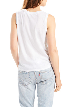 LEVI'S ® - The Muscle Tank Festival - White