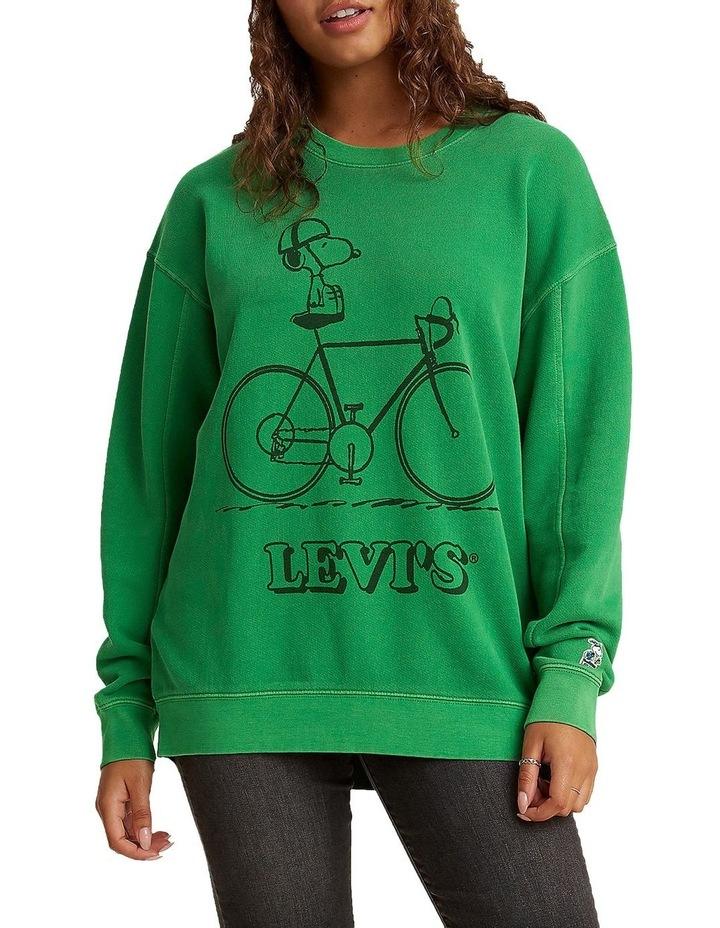 Levis®  x Peanuts® Unbasic Crewneck Sweatshirt image 1