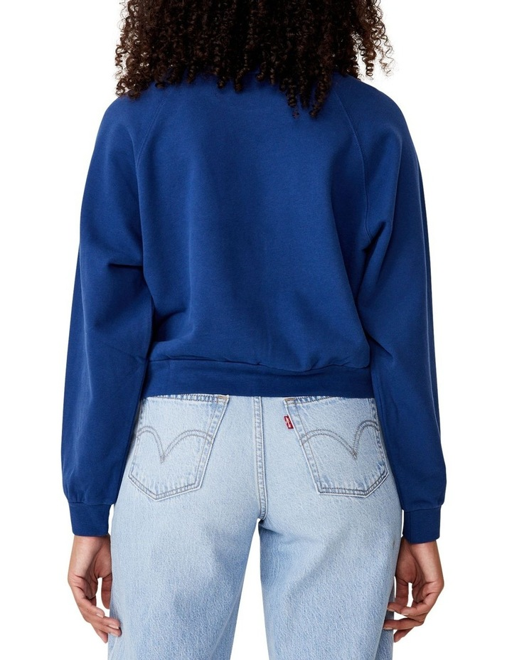 Vintage Raglan Crewneck Sweatshirt image 3