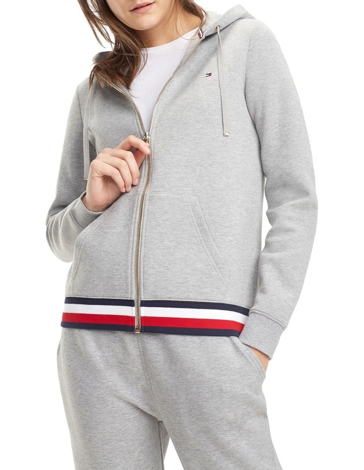 Heritage Zip-Through Hoodie image 1