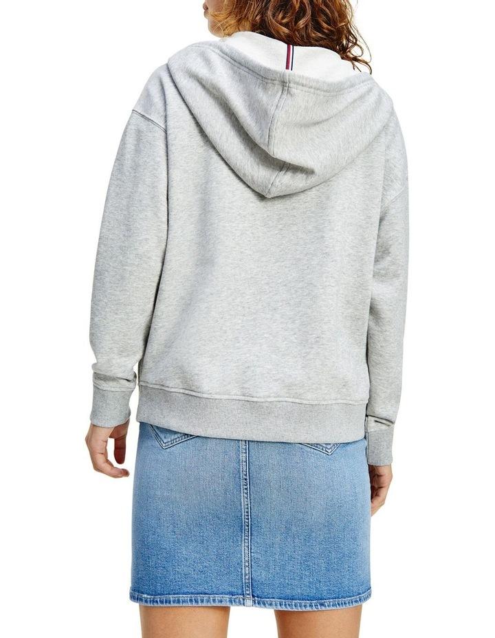 Essential Oversized Half Zip Hoodie image 2