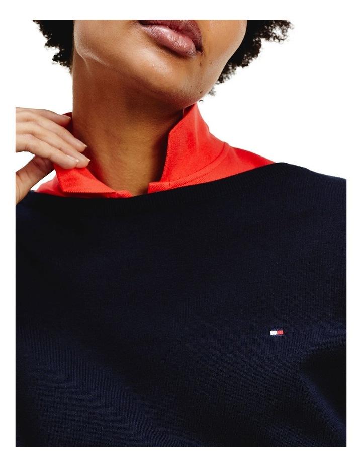 Boat Neck Sweater image 3