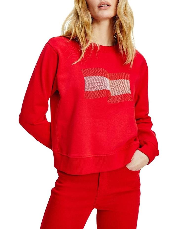 Icon Regular Crewneck Sweatshirt image 1